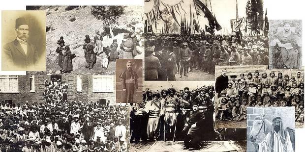 XX ème siècle: sous l'empire Ottoman plus de 2 500 000 chrétiens ont été génocidé parce que chrétiens