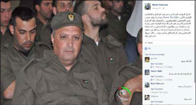 Neutralité de l'AFP? L'agence emploie comme «journaliste» Nasser Abu Baker un militant du boycott et membre de l'Autorité palestinienne