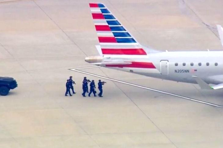 Los Angeles : alerte à la bombe sur un avion de ligne américain (en cours)