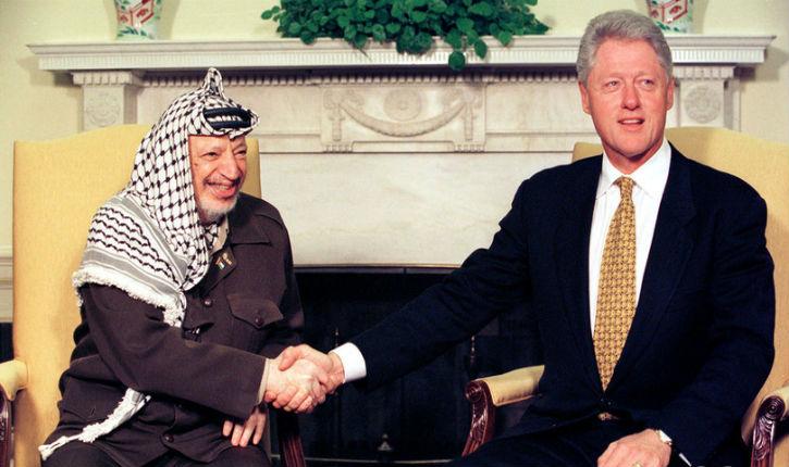 Bill Clinton : «J'avais un accord, qu'ils ont rejeté, qui leur aurait donné tout Gaza et 97% des territoires disputés»