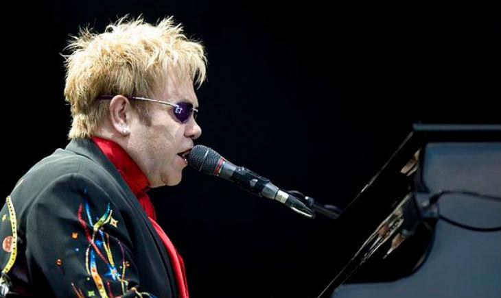 Encore perdu pour BDS: Elton John en concert à Tel Aviv le Jeudi 26 Mai