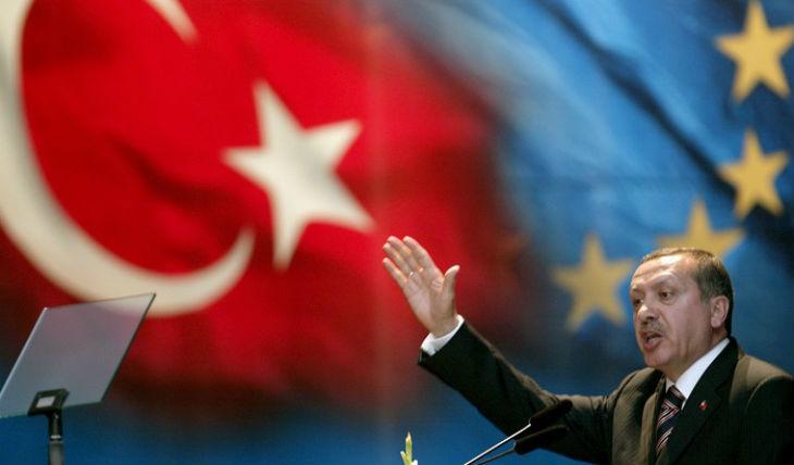 L'islamiste Erdogan menace l'Europe « Bientôt, des guerres de religions débuteront en Europe »