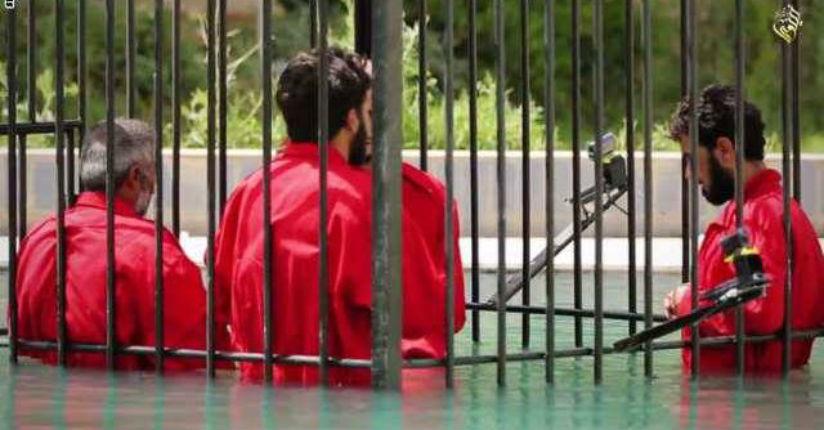 Barbarie islamiste : L'Etat islamique exécute 25 espions en les plongeant dans de l'acide nitrique
