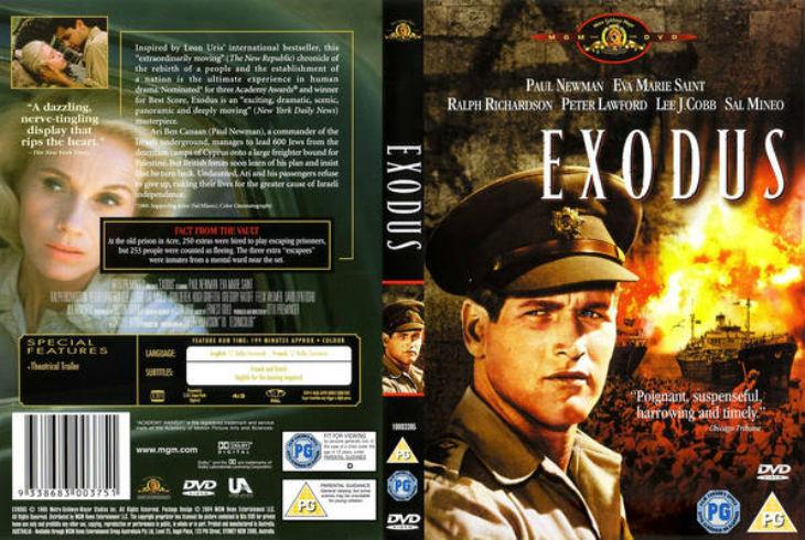 Cinéma : Le célèbre film «Exodus» d'Otto Preminger ressort en version restaurée