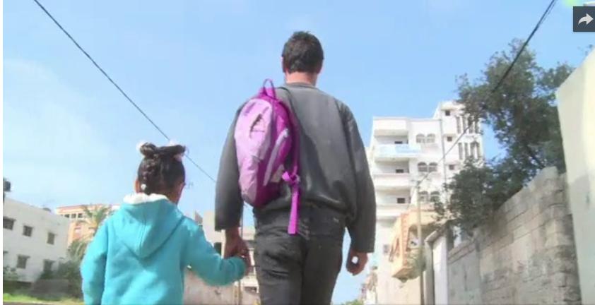 [Vidéo] A Gaza, le mur du silence face aux agressions sexuelles sur des enfants.