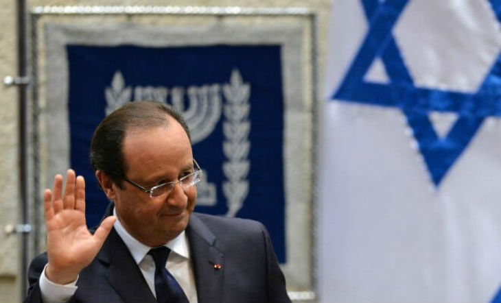 Jérusalem: la France amnésique à l'Unesco «Hollande et son gouvernement ont déshonoré la France»