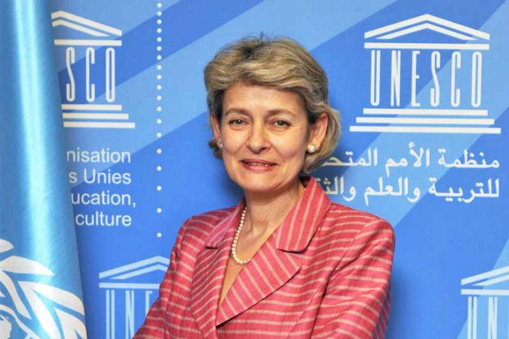 La France, qui a voté les résolutions révisionnistes, regrette la sortie des Etats-Unis et d'Israël de l'UNESCO