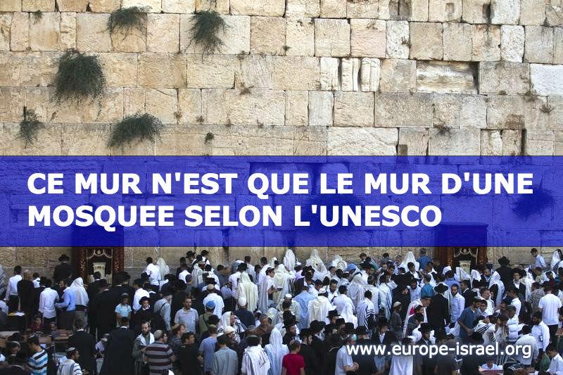 Les falsificateurs islamistes Palestiniens critiquent la chef de l'UNESCO, opposée à la résolution sur Jérusalem