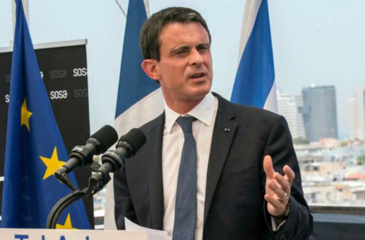L'AFP a encore menti: Manuel Valls a parlé des «implantations» et non des «colonies». Discours intégral «Il y a tant à faire entre Israël et la France»