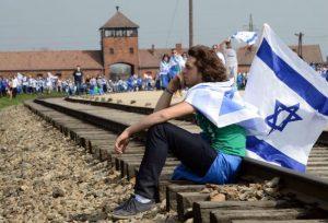 Marche des vivants Auschwitz