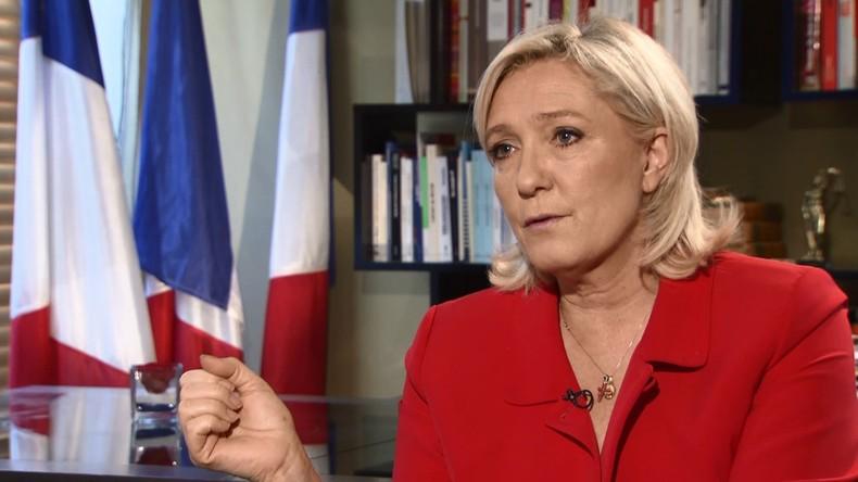 Marine Le Pen reconnait pour la première fois aux Israéliens «le droit de défendre leurs intérêts nationaux», comme aux Américains et aux Français