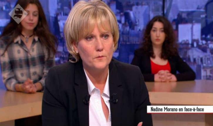[Vidéo] Nadine Morano dans Le Supplément de Canal+ : «Gare du Nord, c'est l'Afrique, ce n'est plus la France »
