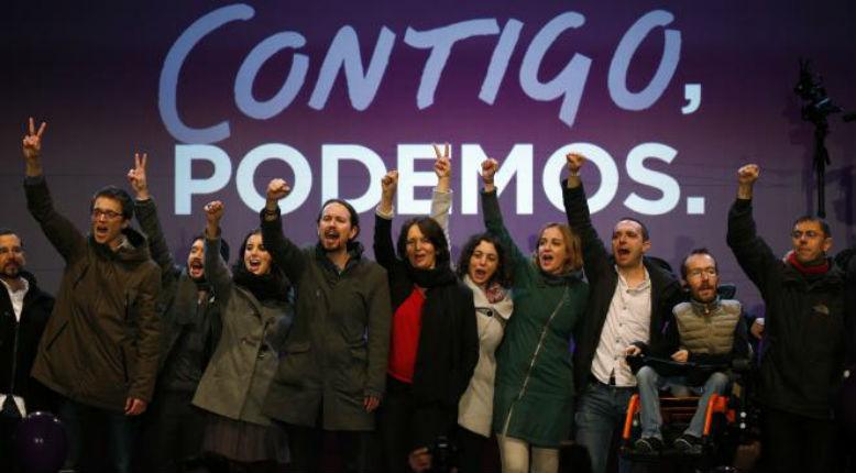 Espagne : le parti d'extrême-gauche Podemos accusé d'avoir été financé illégalement par le Venezuela et à l'Iran