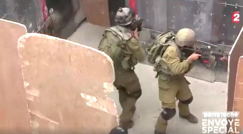[Vidéo] Reportage sur l'entrainement du RAID dans une base israélienne