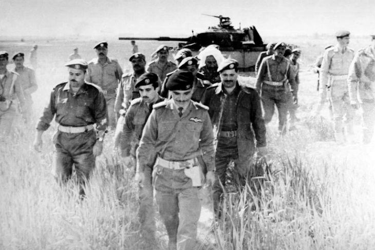[Vidéo] Archives INA de 1967 : Un dirigeant palestinien déclare : « Le désir des gens d'ici c'est de retourner chez eux en Jordanie »