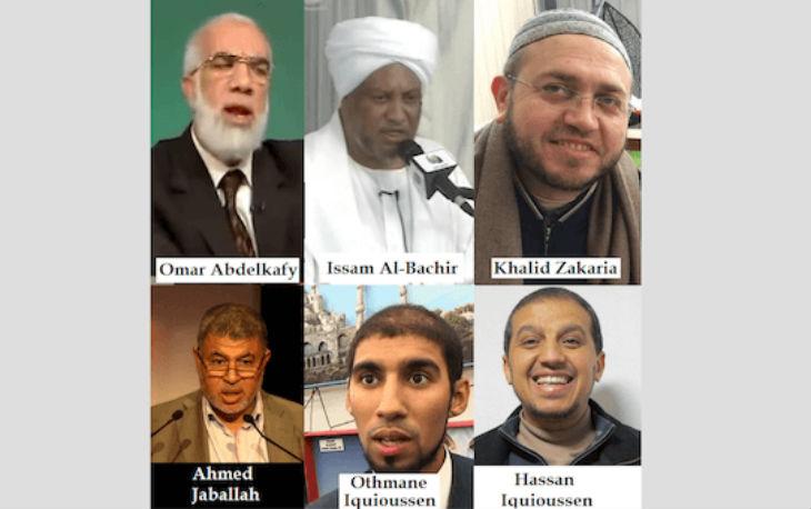 Le Bourget : 6 mois après les attentats de Paris l'UOIF récidive en invitant des prêcheurs antisémites, exemple « les juifs sont maudits et exclus éternellement de la miséricorde d'Allah »