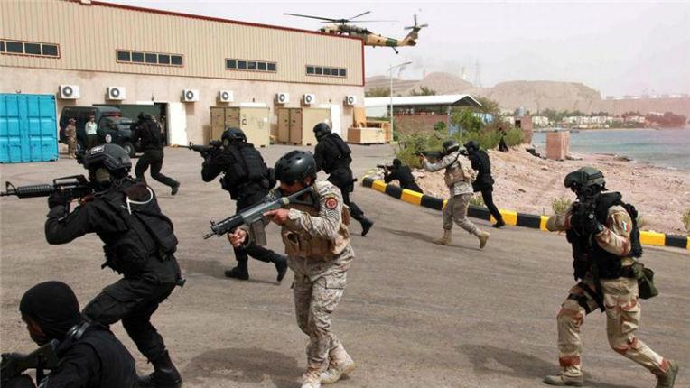 [Vidéo] Jordanie: bienvenue aux « Warrior Games », les Jeux Olympiques des forces anti-terroristes