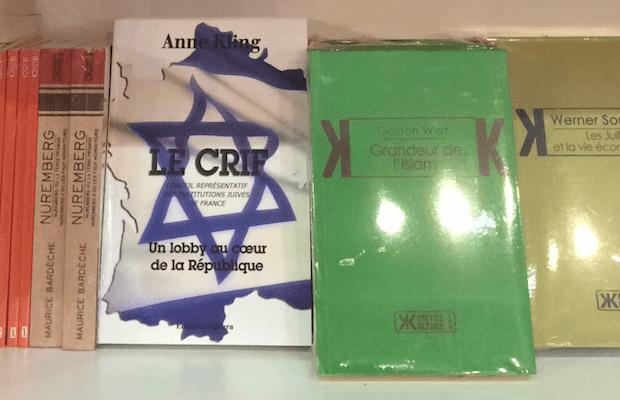 antisemite crif