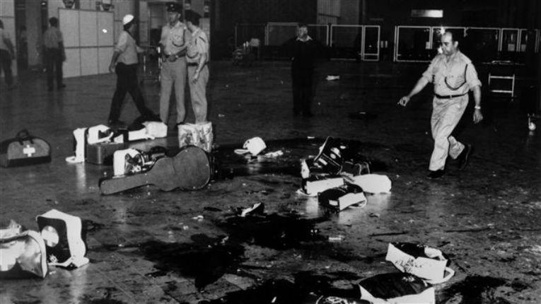 Les «modérés» du Fatah fêtent les 44 ans de l'attentat de l'aéroport de Lod en 1972 ayant tué 25 personnes et honore la mémoire du terroriste Kozo Okamoto
