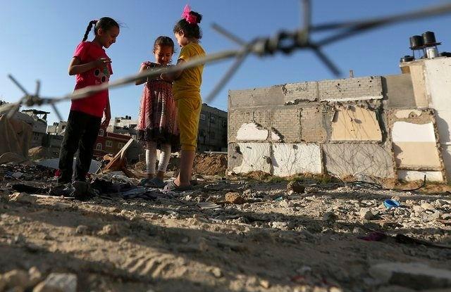 enfants Gaza