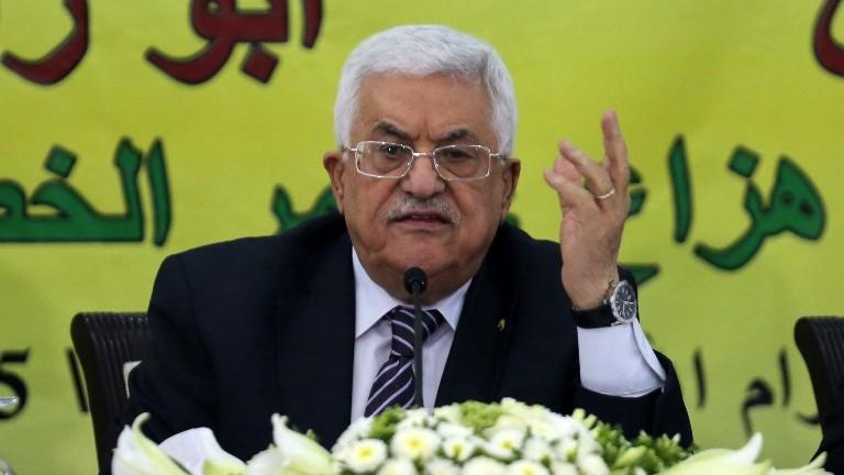 Le président palestinien autorise l'emprisonnement de tout journaliste trop critique