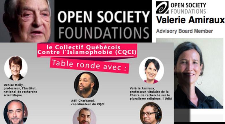 [Vidéo] Canada : Ces intellectuels qui participent au financement du Collectif de l'islamiste Charkaoui