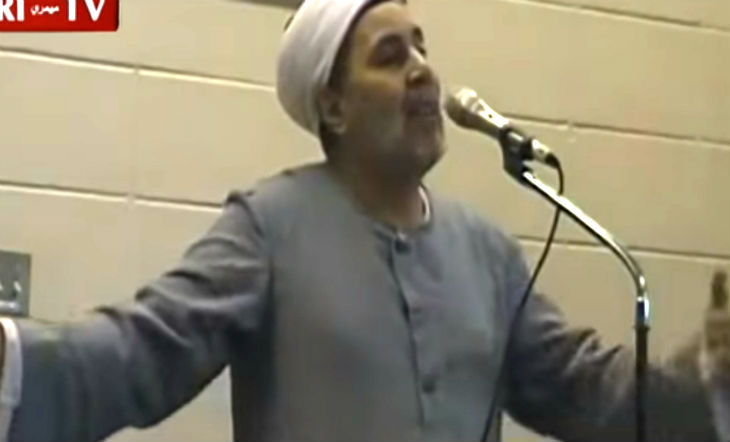 Canada: L'imam Sharif Madi «Jérusalem ne sera reprise que par le sang, les accords de paix sont des ordures»