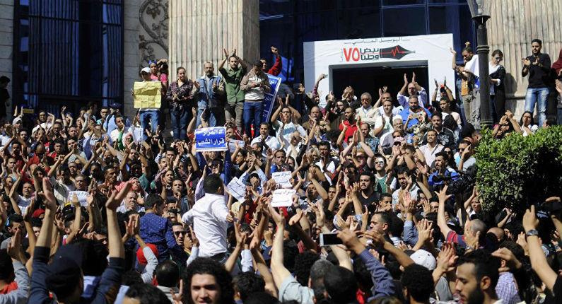 Les migrants vont déferler sur l'Europe via l'Egypte