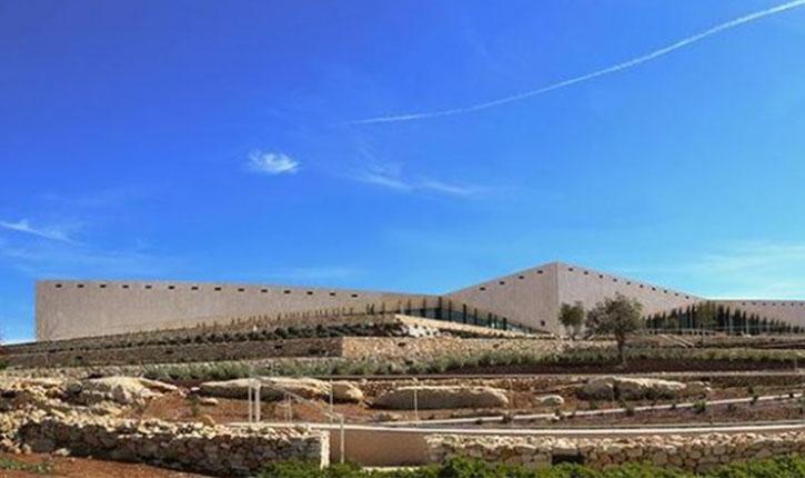 Le Musée de la Palestine est vide ! La «Palestine» est une farce «Il n'y a pas de culture palestinienne. Il n'y a pas d'histoire palestinienne»