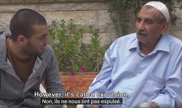 Le mensonge de la Nakba: «ils ne nous ont pas expulsé, nous avons fui»