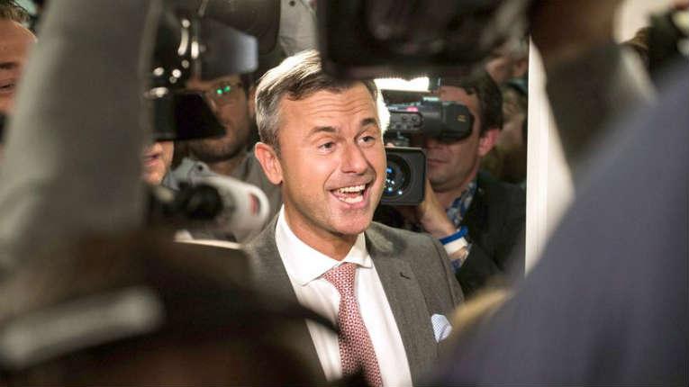 Un voyage de Norbert Hofer (FPÖ) en Israël au centre des débats pour l'élection présidentielle en Autriche