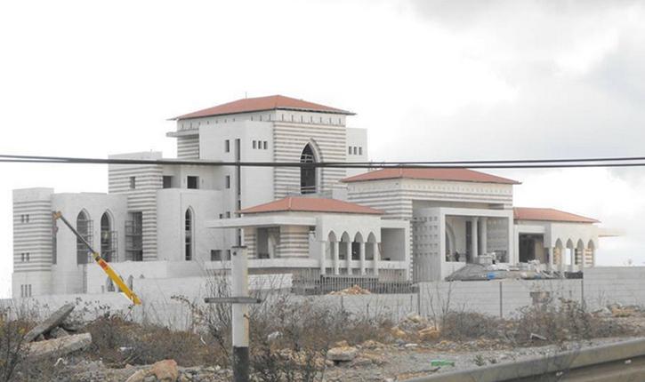 Abbas: le président de l'Autorité Palestinienne construit son palace à 13 millions de dollars