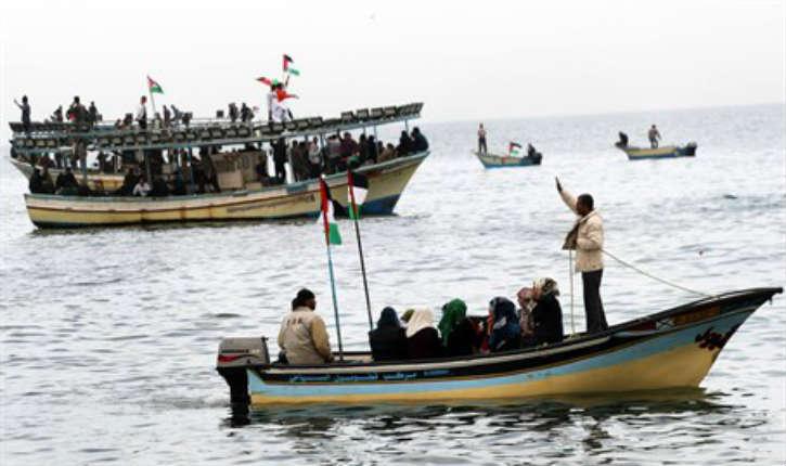Gaza : Israël malgré le pseudo «blocus» va encore étendre les zones de pêche autorisées pour les Palestiniens