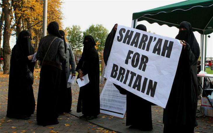 Grande-Bretagne : Au moins 85 tribunaux islamiques de la Charia clandestins découverts. Certains «juges» y font l'apologie du terrorisme