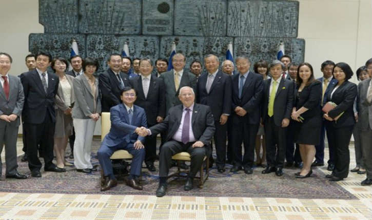 Israël: une délégation japonaise est venue s'inspirer de la réussite israélienne dans le domaine de l'innovation