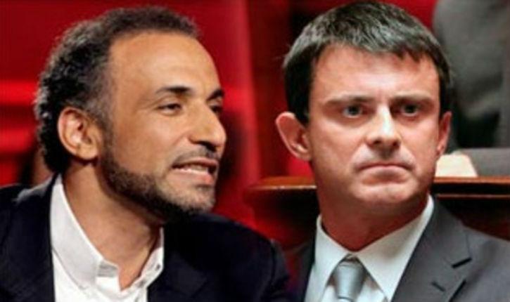 Manuel Valls fustige « l'islamo-gauchisme » et refuse la nationalité française pour Tariq Ramadan