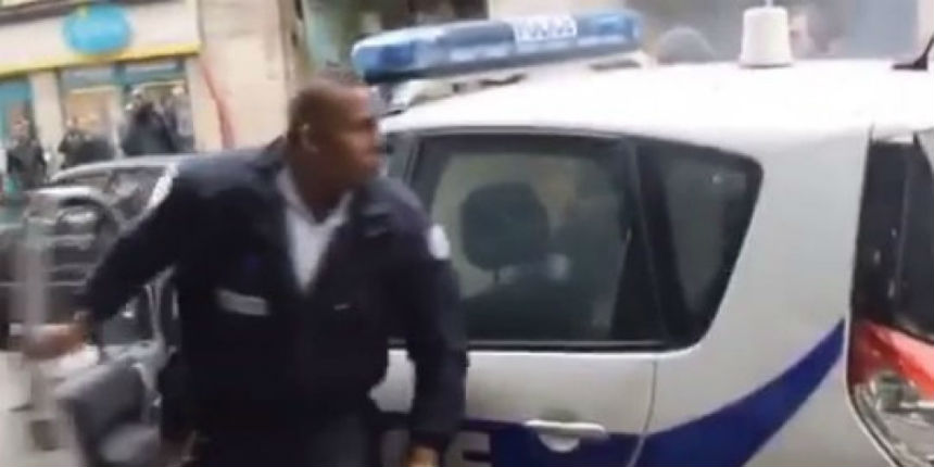 Haine anti-flic, voiture de police incendiée : 4 gauchistes de 18 à 32 ans dont 2 frères en détention