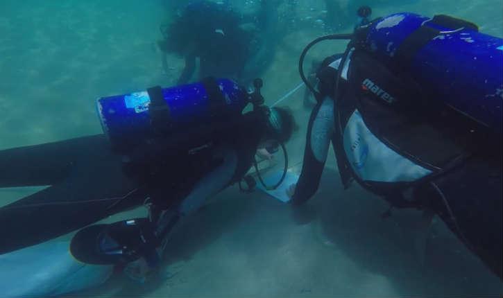 Un navire datant du 7ème siècle découvert au large des côtes d'Israël