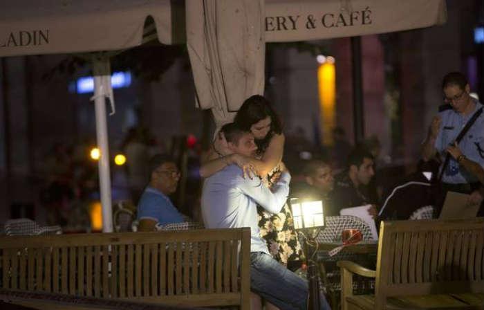 Meyer Habib «De Paris à Tel-Aviv, de Bruxelles à Jérusalem, c'est le même terrorisme qui frappe en ce début de Ramadan au nom du djihad mondial, qui a déclaré la guerre à notre civilisation»
