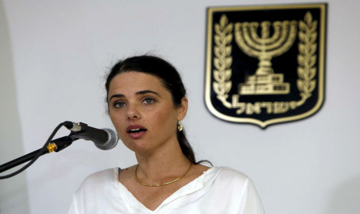 Israël : La ministre de la Justice accuse Haaretz d'incitation à la violence