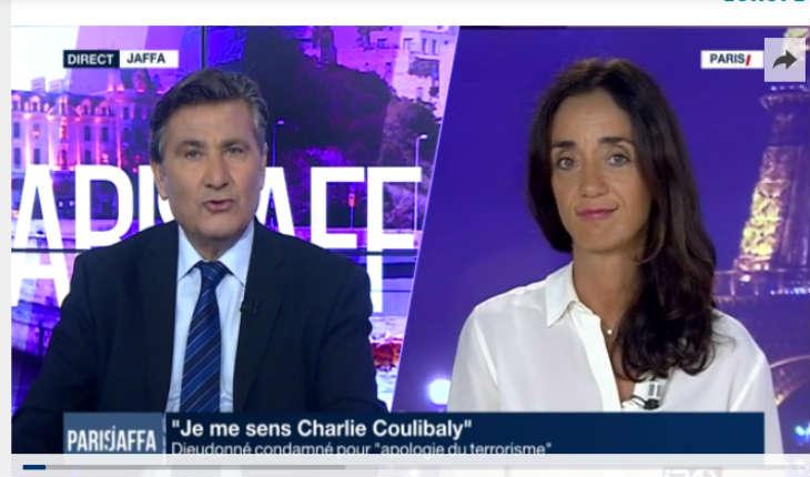 [Vidéo] Muriel Ouaknine Melki: «Charlie Coulibaly», «Dieudonné se rapproche de la case prison»
