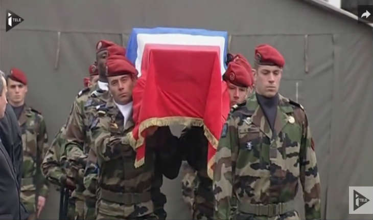 [Vidéo] Depuis 2012, sept policiers et gendarmes ont été assassinés par l'islamisme