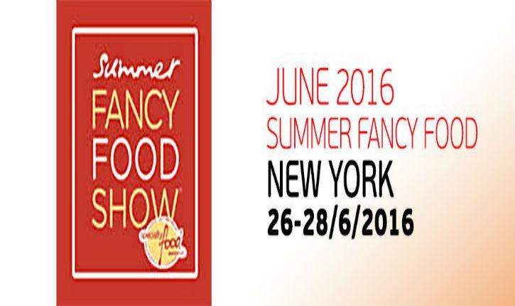 Israël au salon 2016 des spécialités alimentaires en Amérique du Nord