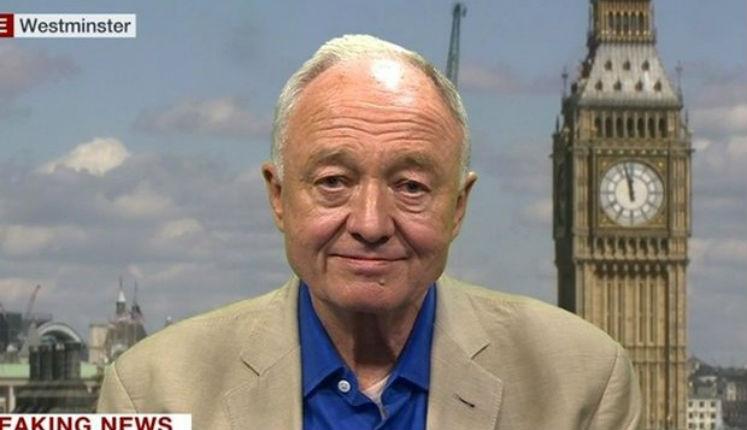 L'ex-maire de Londres Livingstone persiste et signe à propos d'Hitler et du sionisme