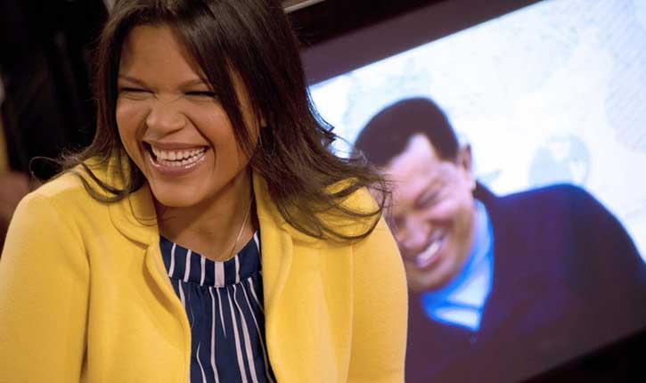 La fille d'Hugo Chavez «l'ami du peuple» est la personne la plus riche du Vénézuela
