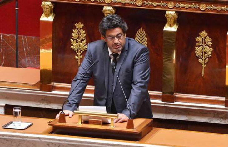 Le député Meyer Habib « Délégation PCF / France insoumise pour soutenir des terroristes palestiniens : le déshonneur de la gauche antisioniste. »