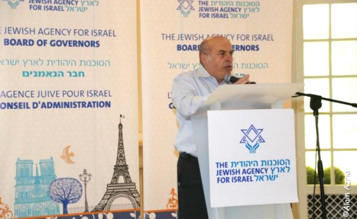 Nathan Sharansky au congrès de l'Agence Juive à Paris : «Il n'y a pas d'avenir pour les Juifs en France à cause de l'antisémitisme arabe et de l'antisionisme»