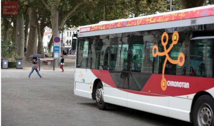 Niort , Insultes «anti-blanc» sur un chauffeur de bus : 8 mois de prison ferme