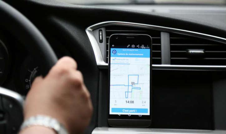 Polly: l'application ingénieuse lancée en Israël et à Paris afin de régler les problèmes de stationnement