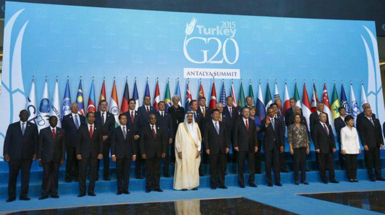 Selon Poutine Daesh est financé par 40 pays, y compris par des pays-membres du G20